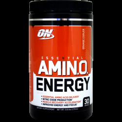 Amino Energy 30 Doses -270g Sabor Laranja - Optimum Nutrition