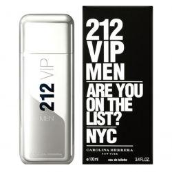 Perfume Carolina Herrera 212 Vip Men 200ml - Masculino