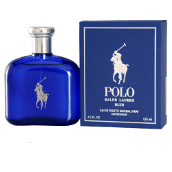 Polo Blue Masculino Eau De Toilette 125 Ml