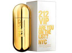 212 Vip Feminino - Perfume 212 Vip Feminino 80ml Original