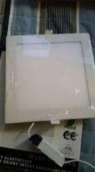 Plafon Led Branco 22.5x 22.5 18 Watss
