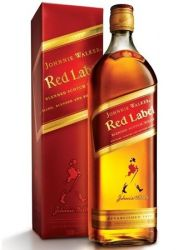 Whisky Johnnie Walker Red Label 1 Litro - Original