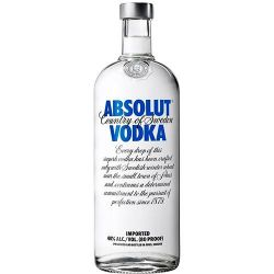 Vodka Absolut Natural 1l - Original