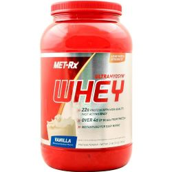 100% Ultramyosin Whey (907g) - Met-rx BAUNILHA