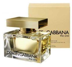 Perfume Feminino Dolce & Gabbana The One 75ml Original