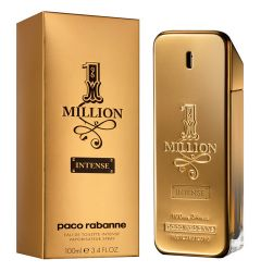 perfume 1 Million Intense Paco Rabanne for men 100 ml -original - lacrado