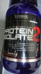 whey ultimate Protein Isolate 2 sem lactose 908 g -2 lbs chocolate e baunlha 1,85 lb 840 g