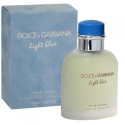 Light Blue Eau de Toilette Masculino125ml - Dolce & Gabbana