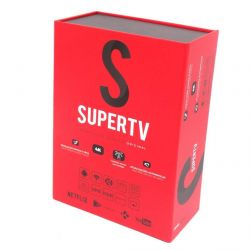 Super Tv Box Red Ultra Hd - A Mais Nova Sensação !!!