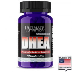 DHEA 50 mg 100 CAPS - ULTIMATE NUTRITION