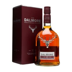 Whisky Dalmore 12 Anos – 700 ml