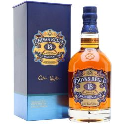 Whisky Chivas Regal 18 anos - 750ml